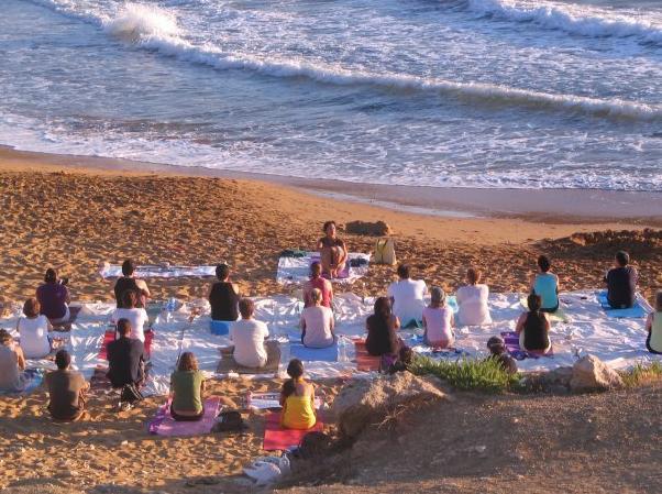 beachyoga II