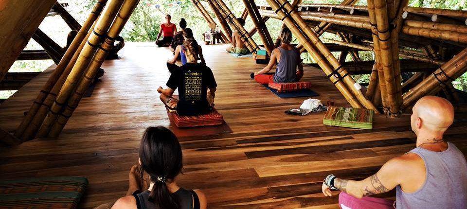 Yoga Retreat In Ayampe Ecuador With Michelle Bartolo Yoga
